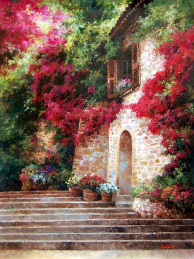 художник Paul Guy Gantner -14