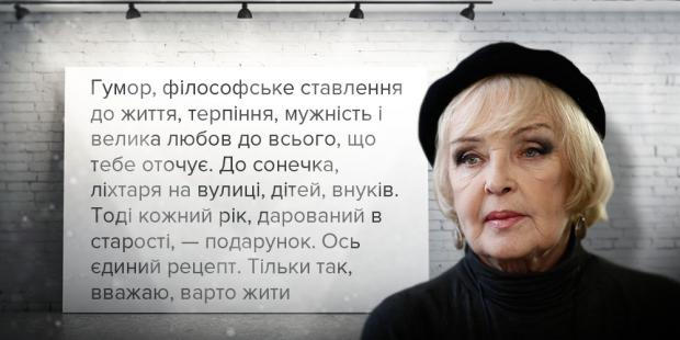Ада Роговцева: цитати