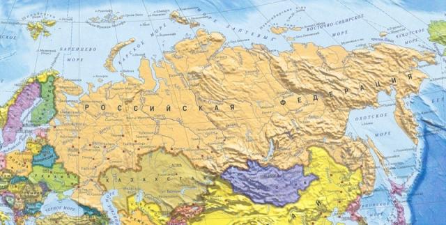 Самые крупные страны мира(часть 1)