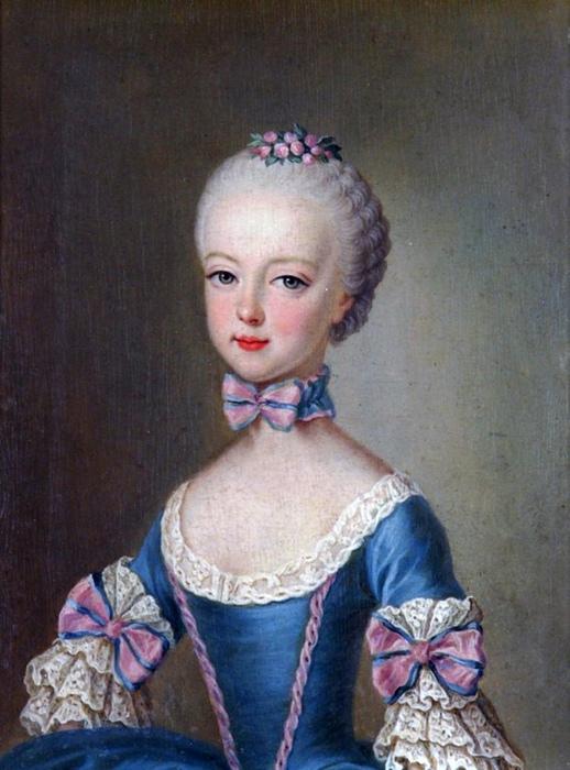 Мария-Антуанетте составили прекрасную программу обучения, но совершенно не проверяли, как она её усваивает.