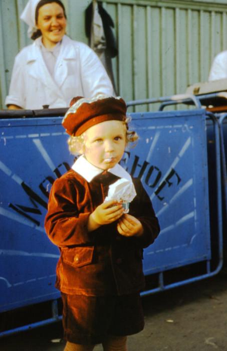Советское мороженое считалось лучшим в мире.