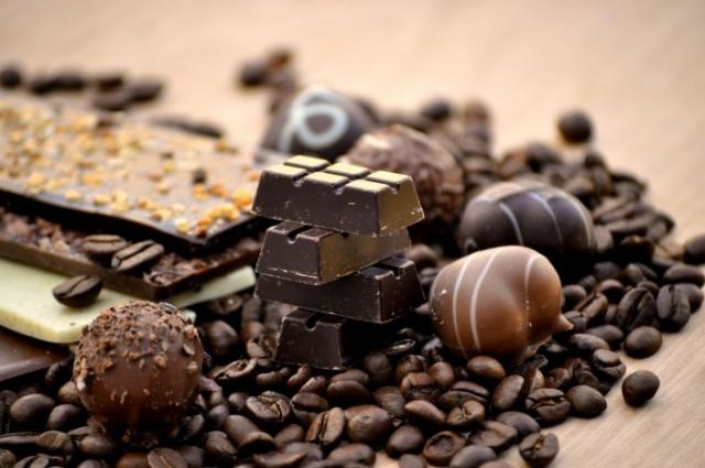 Шоколад кофе