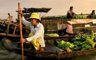 Необычные рынки в разных уголках мира. Фото