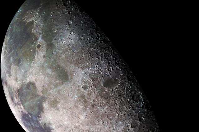 Уфологи нашли новые доказательства заселенности Луны пришельцами