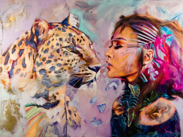Единение. Автор: Dimitra Milan.