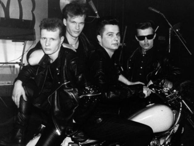 Группа *Технология*, начало 1990-х | Фото: tehnologia.info