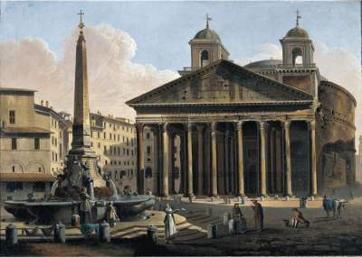 «Храм всех богов»: удивительные факты о римском Пантеоне. Фото