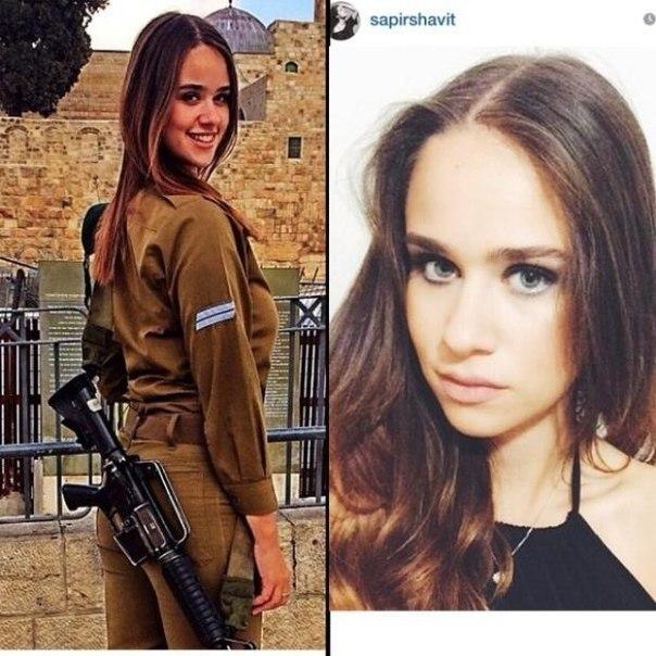 Не армия, а мечта! Израильские солдаты