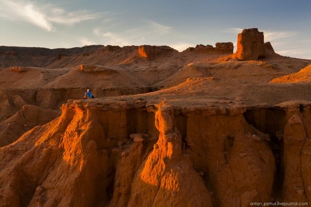 Великая пустыня Гоби