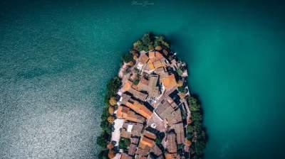Лучшие снимки, сделанные с помощью дронов. Фото