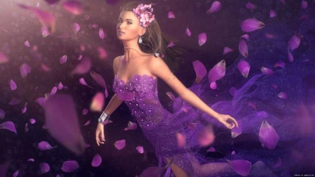 Красивые картинки на рабочий стол: Violet Mix (32 фото)
