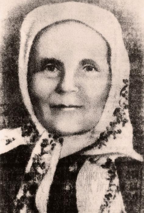 Евдоха Лысенко - мать, которая проводила на войну 10 сыновей и всех дождалась домой.