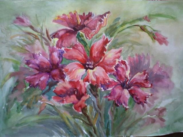 Современный украинский художник. Любовь Пономарева
