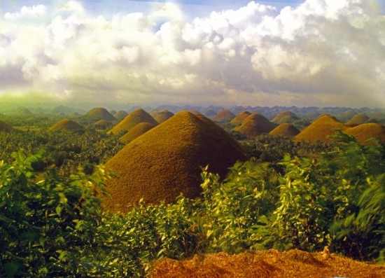 5 красивейших геологических чудес (13 фото)