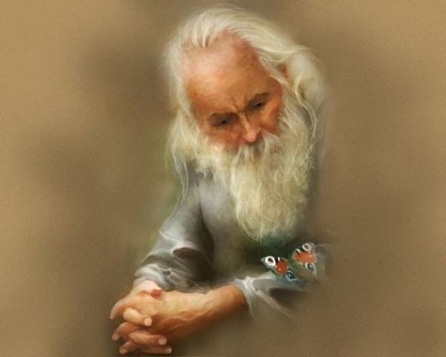 Притча «Так будет не всегда».Однажды один человек, прогуливаясь по улице, увидел сидящего на краю ...