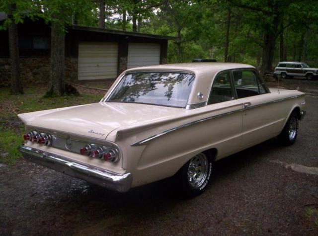 Mercury 1962.