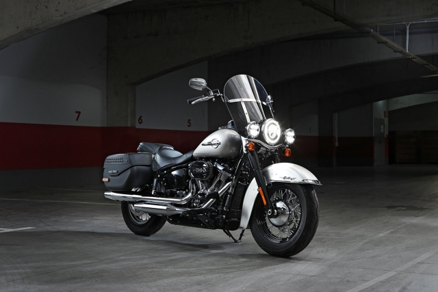 Фото 1 - Что мы знаем о новой линейке мотоциклов Softail от Harley-Davidson