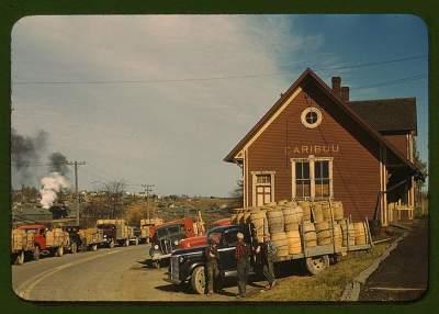 США времен Великой депрессии в редких снимках. Фото