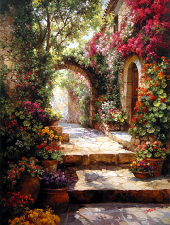художник Paul Guy Gantner -17