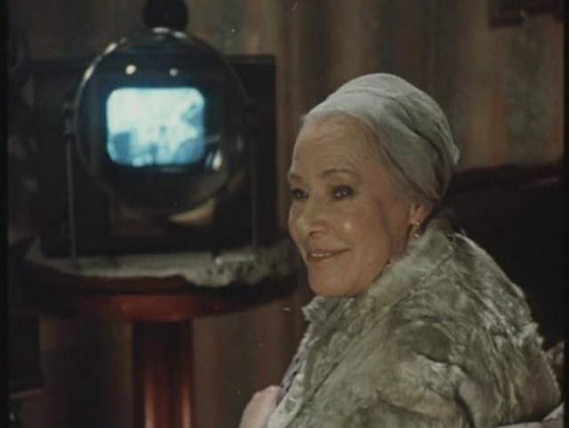 Софья Пилявская в фильме *Покровские ворота*, 1982 | Фото: kino-teatr.ru