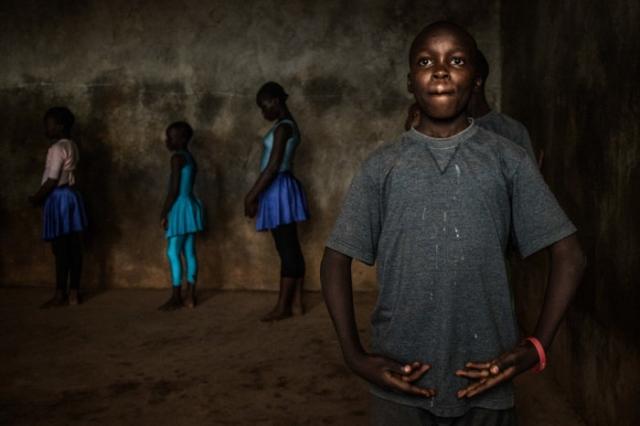 13-летний Шамик – один из старших учеников. Автор: Автор: Frederik Lerneryd.