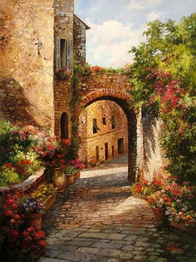 художник Paul Guy Gantner -13