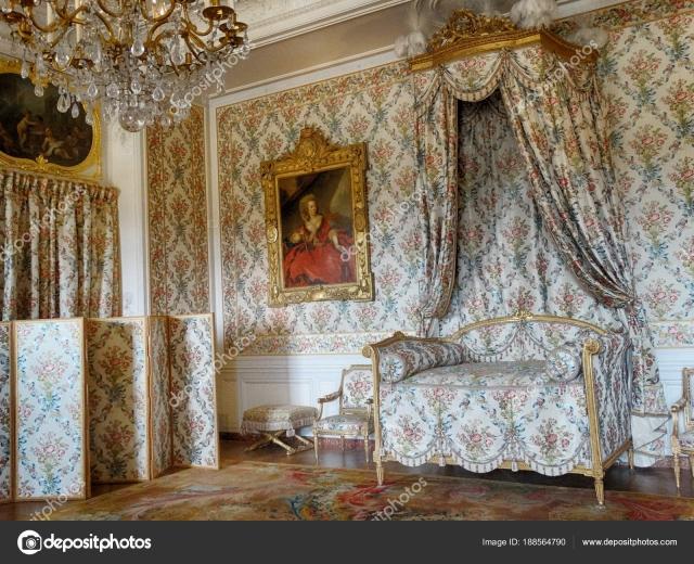 """Результат пошуку зображень за запитом """"Версальский дворец королевская кровать"""""""