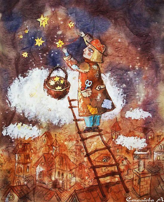 художник Анастасия Столбова картины – 23