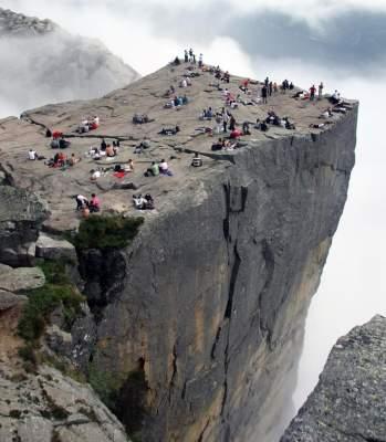 Необычные вещи, которые можно увидеть лишь в Норвегии. Фото