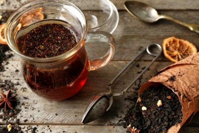Чем полезен черный чай для организма