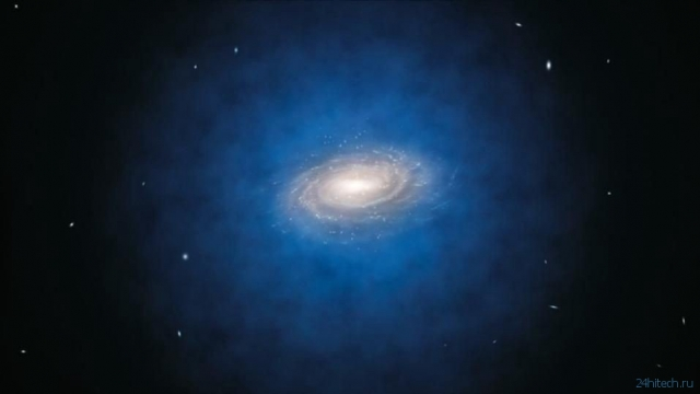 А что, если темная материя – это не частицы?