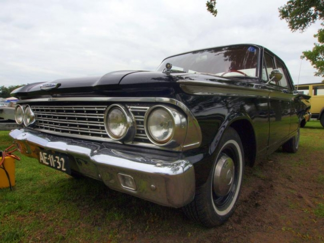 Ford 1962 года.