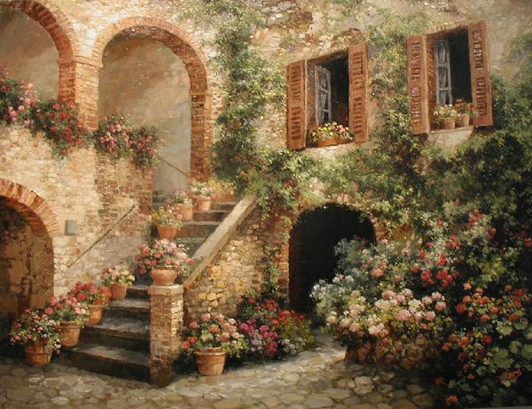 художник Paul Guy Gantner -12
