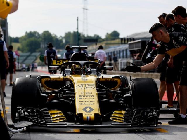 В святая святых «Формулы-1»