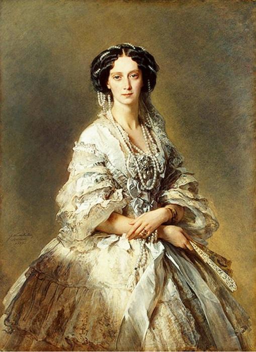 Кумиром Марии Александровны была её родная тётя, также русская императрица.
