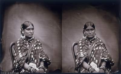 Исторические снимки гарема индийского махараджи. Фото