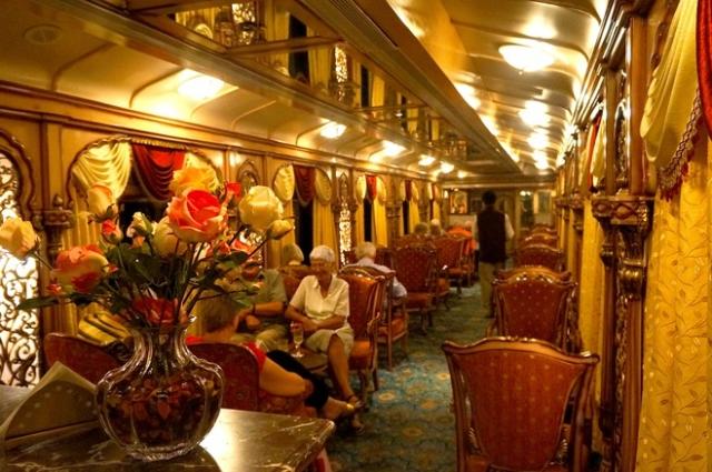 7 самых шикарных поездов в мире