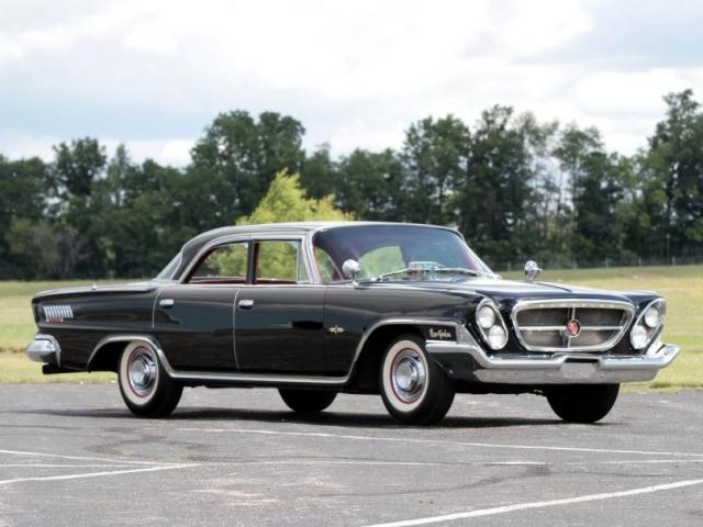 Chrysler 1962 года.