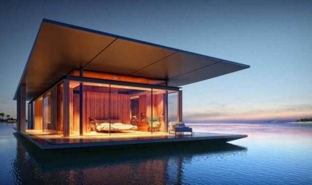 10 самых необычных частных домов