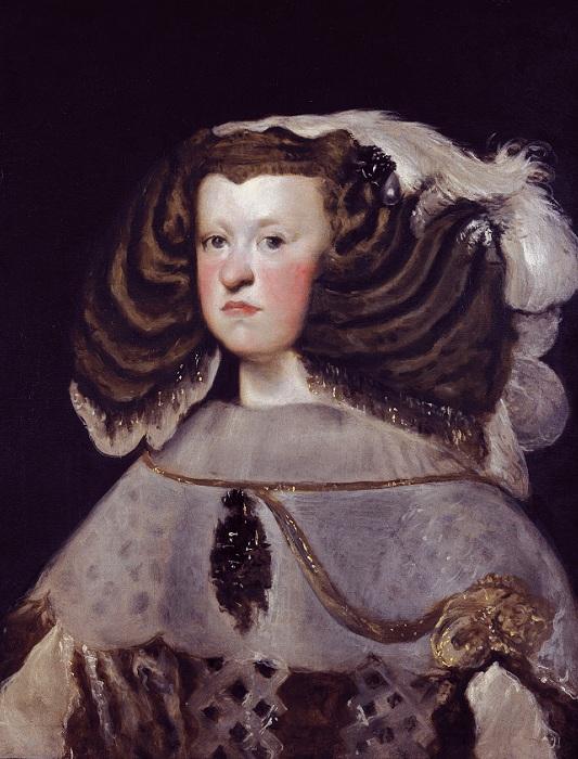 Марианна Австрийская - жена испанского короля Филиппа IV. | Фото: ru.wikipedia.org.