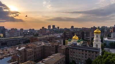 Настроение города: вдохновляющие снимки летнего Днепра. Фото
