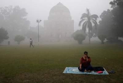 Удивительные кадры повседневной жизни в Индии. Фото