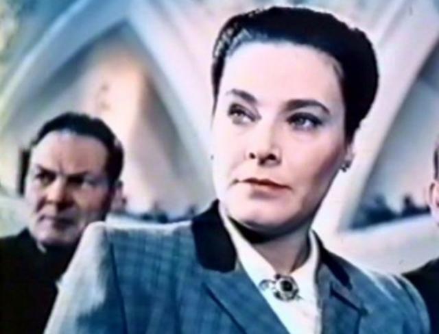 Софья Пилявская в фильме *Заговор обреченных*, 1950   Фото: kino-teatr.ru