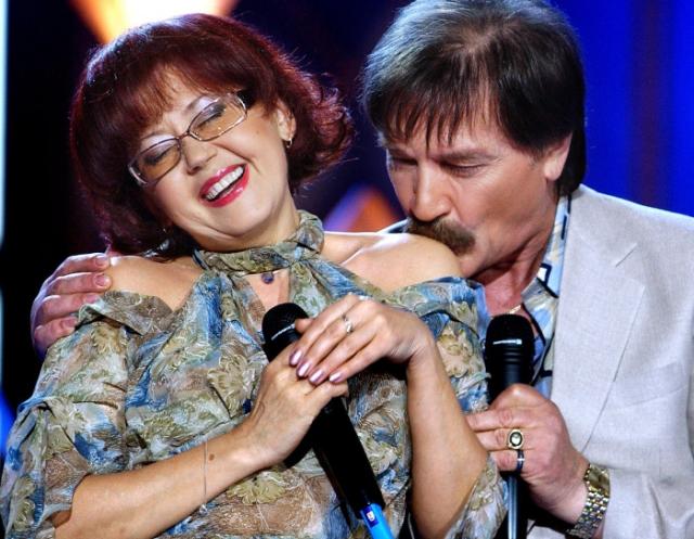 Александр Тиханович и Ядвига Поплавская. / Фото: www.gazeta.ru