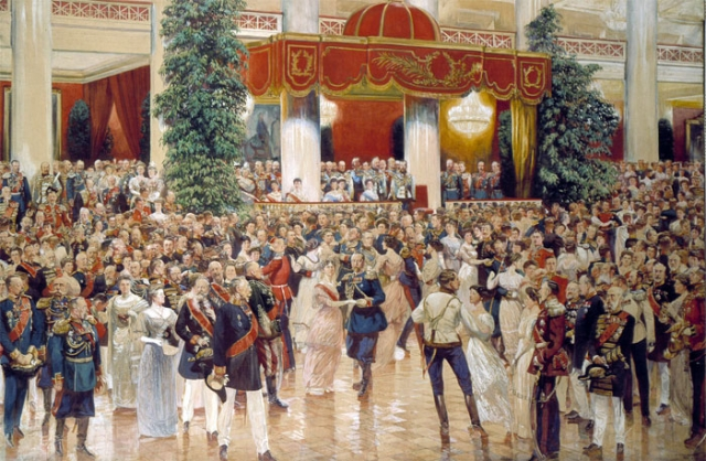 История появления новогодней ёлки в России