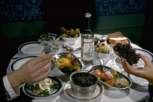 Самый русский деликатес. СССР, Астраханская область, 1960-е годы.