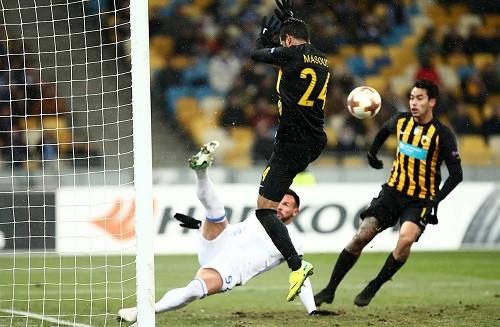 twitter.com/AEK_FC_OFFICIAL. Динамо Киев – АЕК