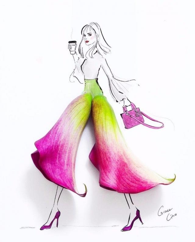 Необыкновенные иллюстрации by Grace Ciao.#персона@woman.blog - 6