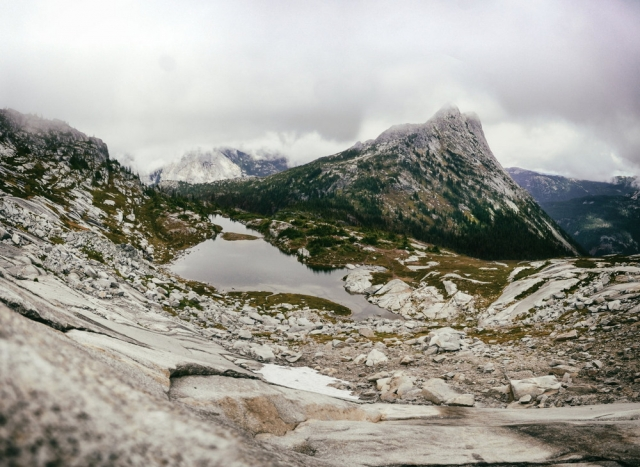 Пейзажи Британской Колумбии от Яна Харланда