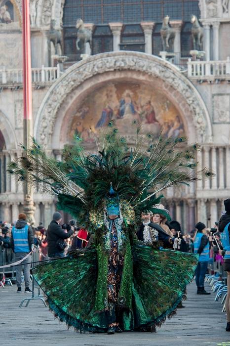 Венецианский карнавал - удивительная сказка, полная чудес и волшебства.